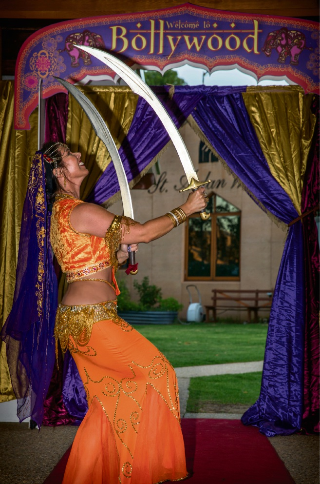 Bellydancer Bombshells Perth will entertain in Two Rocks next month.