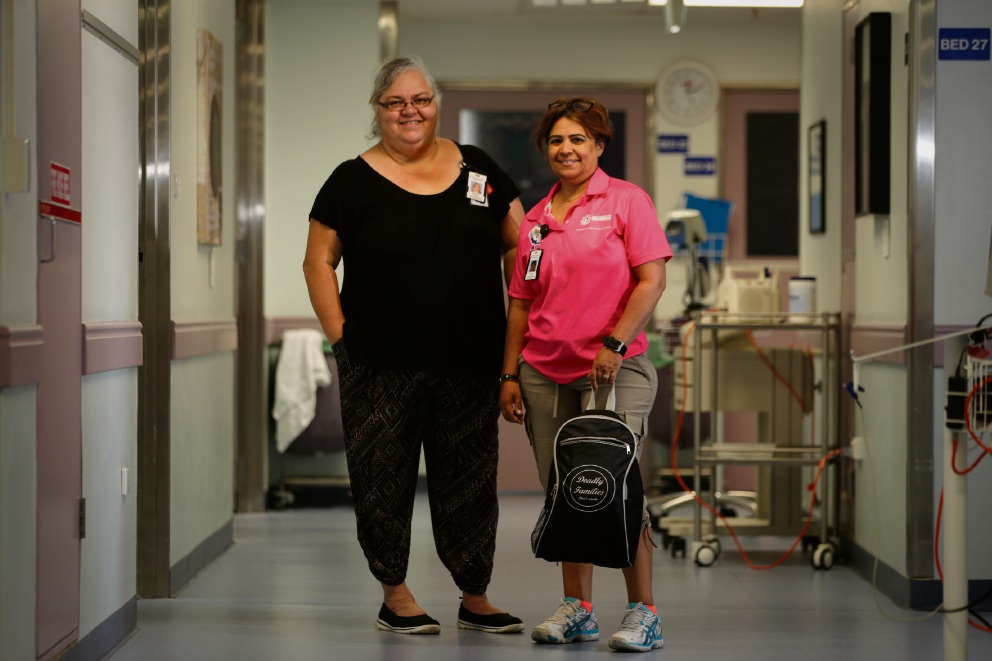King Edward Memorial Hospital starts Aboriginal Volunteer program