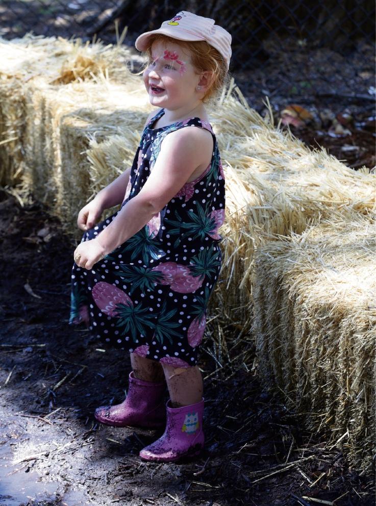 Sophie Lane. Picture: Martin Kennealey www.communitypix.com.au d476332