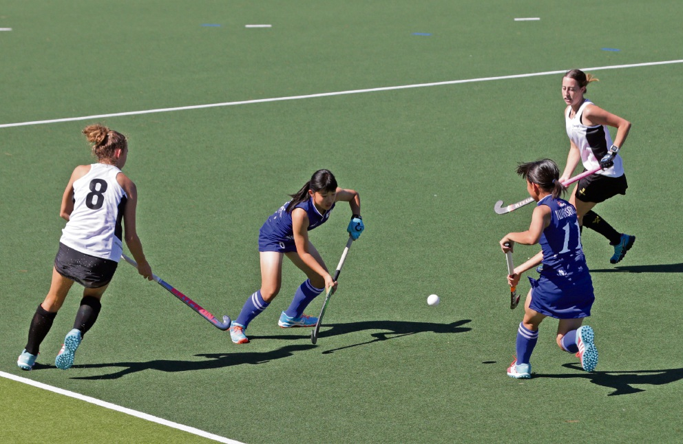 WA White vs Japan. Picture: Martin Kennealey