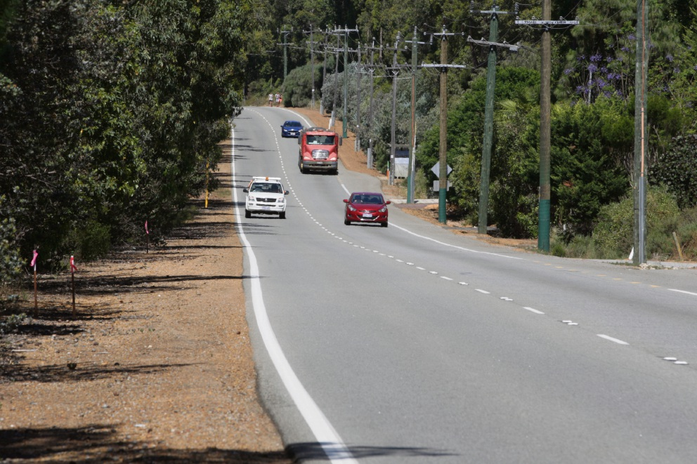 Balance on safety and clearing sought on Great Eastern Hwy