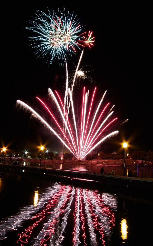 Summer fireworks to light up Hillarys Boat Harbour