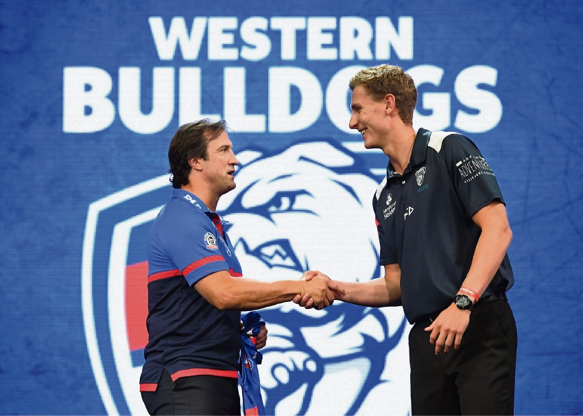 AFL draft: 15 Perth youngsters picked up