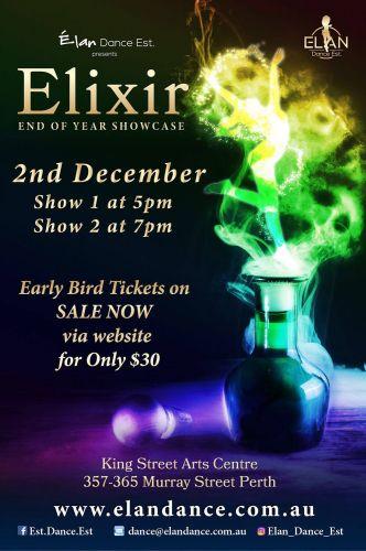 Elan's Elixir