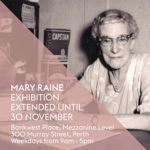 Mary Raine Exhibition