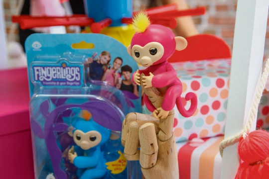 Fingerlings are the number 1 toy for kids this Christmas, according to eBay.