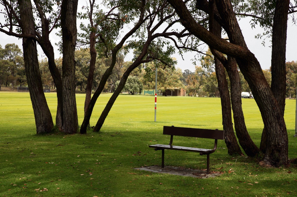 Edgar Griffiths Park in Wanneroo. Picture: Martin Kennealey d474884