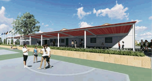 Kingsway netball clubrooms to cost $2.8 million, scheduled to open in 2020