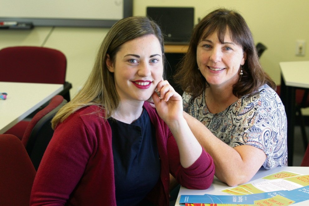 Mt Helena mother's experience with mental health helps her guide daughter through own battle