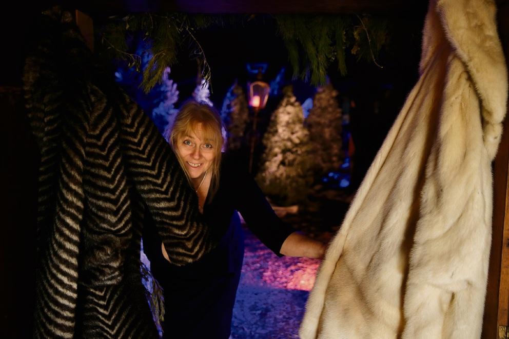Santa's Enchanted Wardrobe: enter a Narnia-like world at Claremont Showgrounds