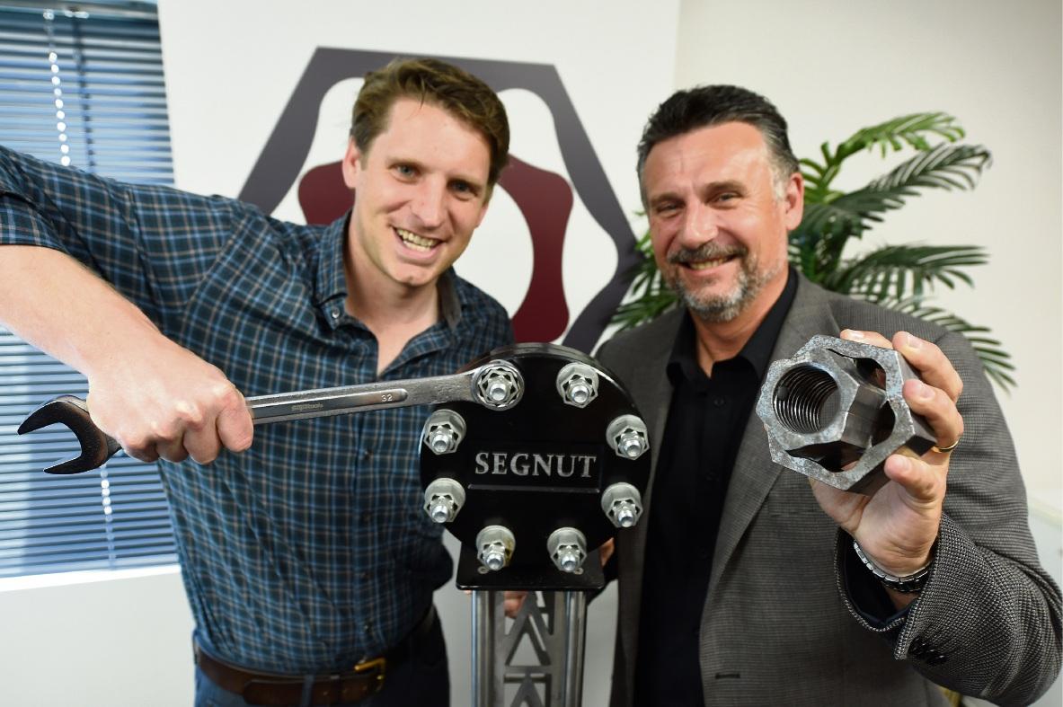 Mandurah inventors Segnut create revolutionary new nut for construction