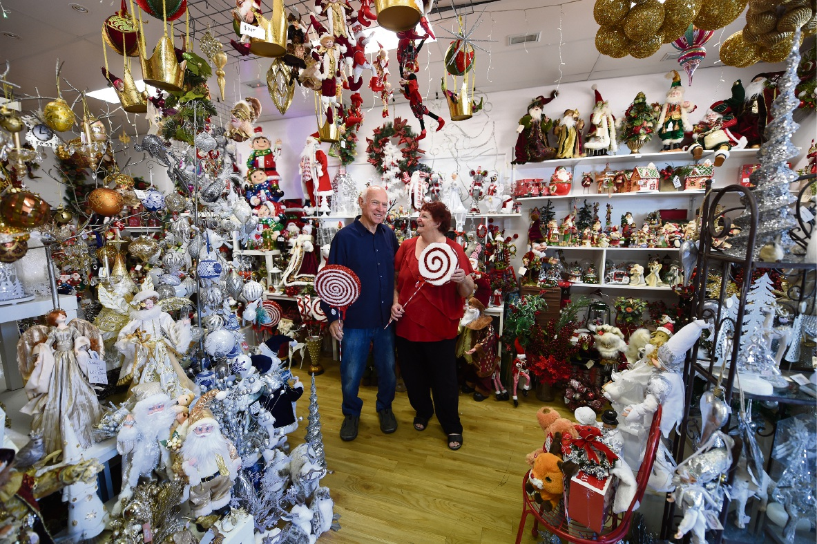 Perth's speciality Christmas shops: pick up all your festive needs