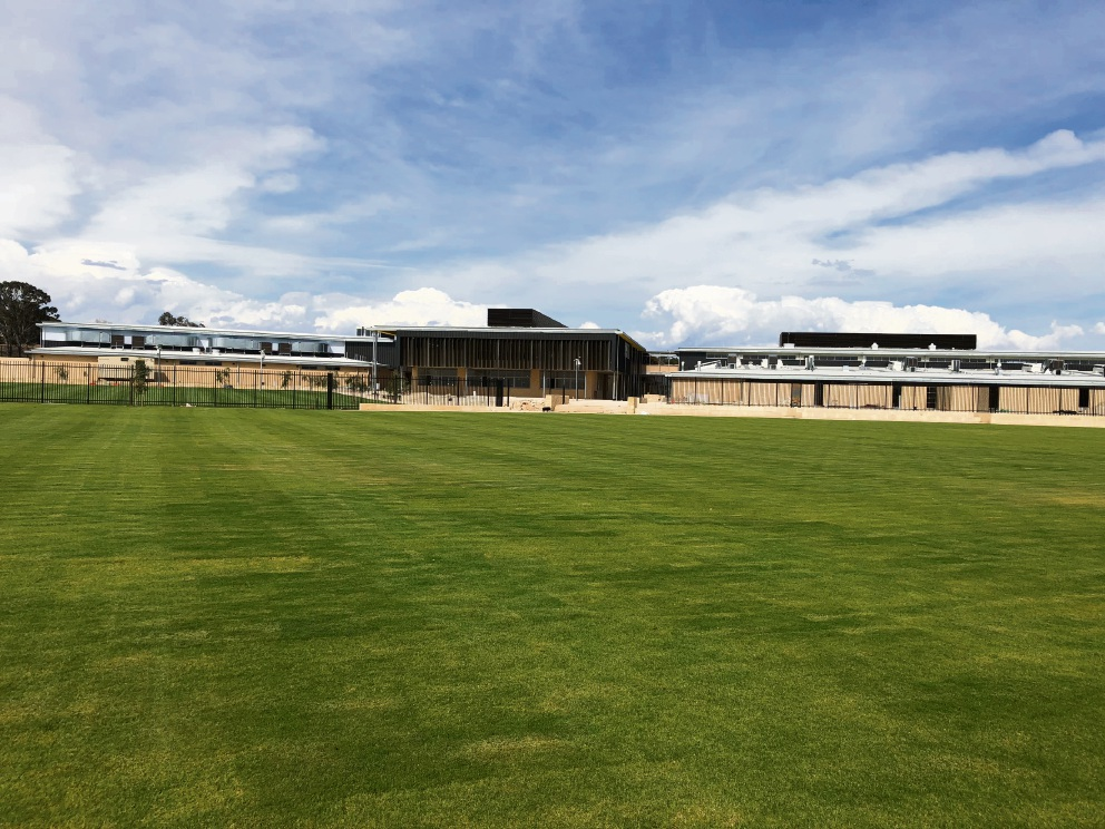 Yanchep Secondary College is due to open in late January with about 600 students.