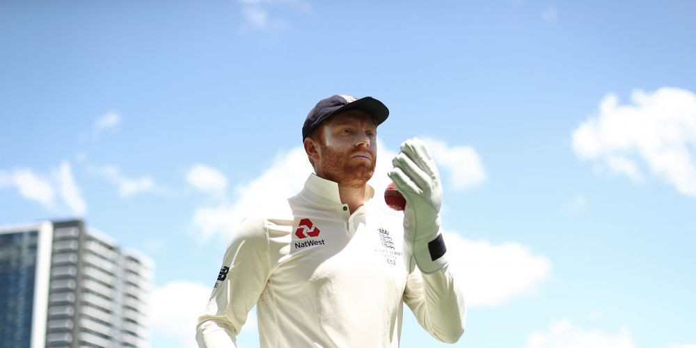 England cricketer Johny Bairstow . Picture: Getty Images.