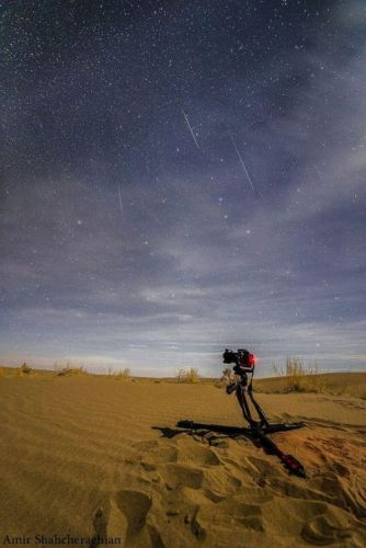 Geminids meteor shower to put on a show above Perth this December