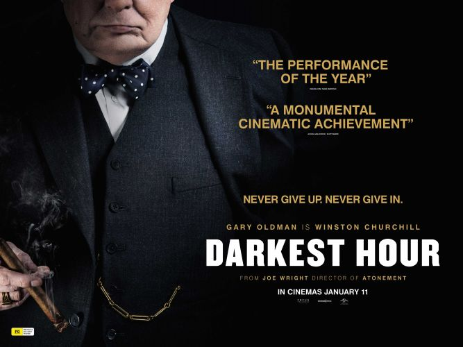 Win tickets to Darkest Hour