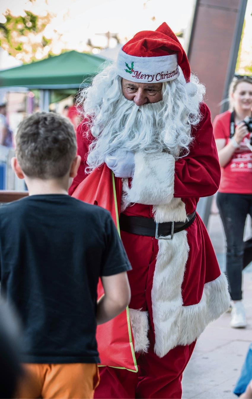 Wellard's annual Twilight Christmas markets on this Saturday