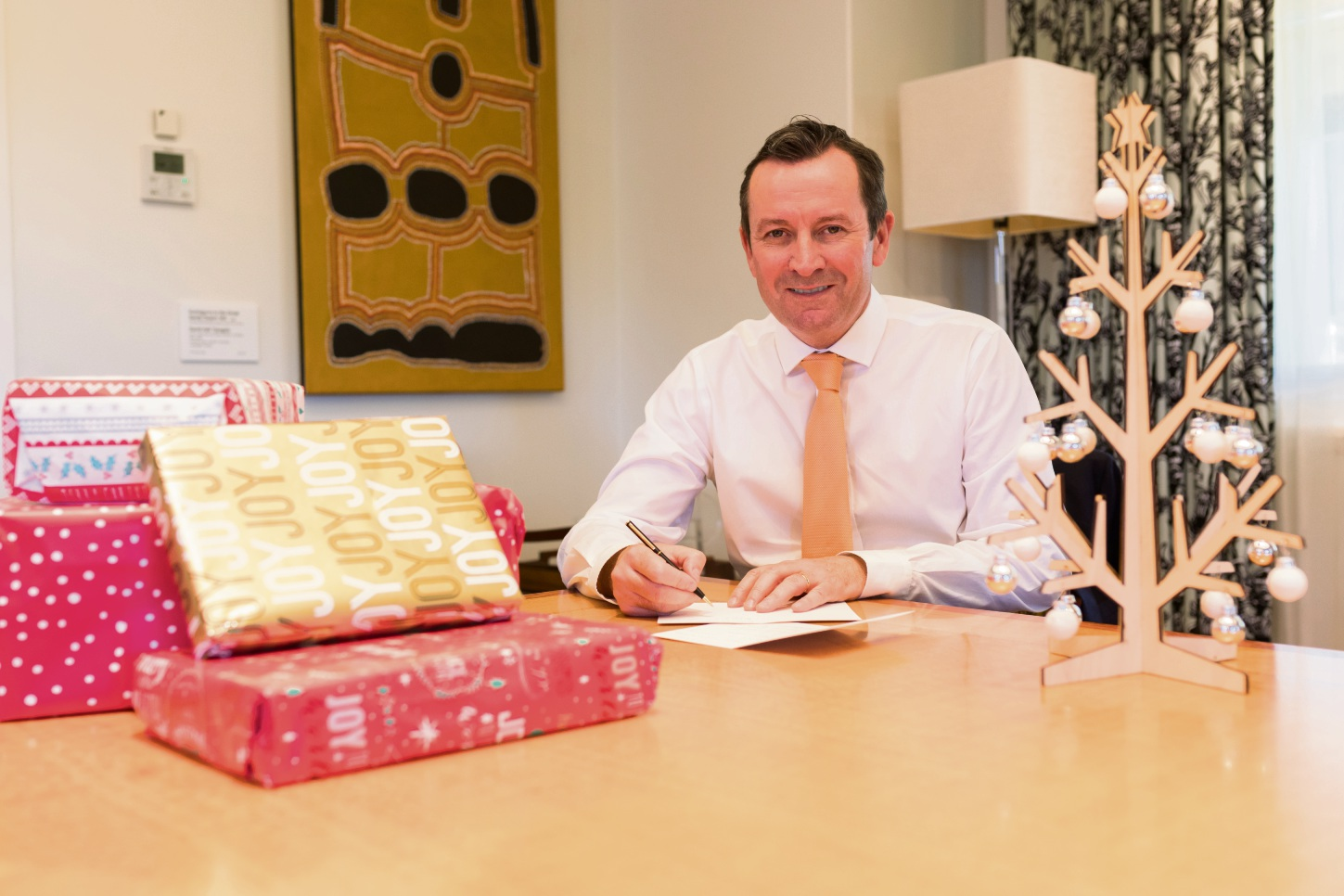 My Christmas: Mark McGowan, WA Premier