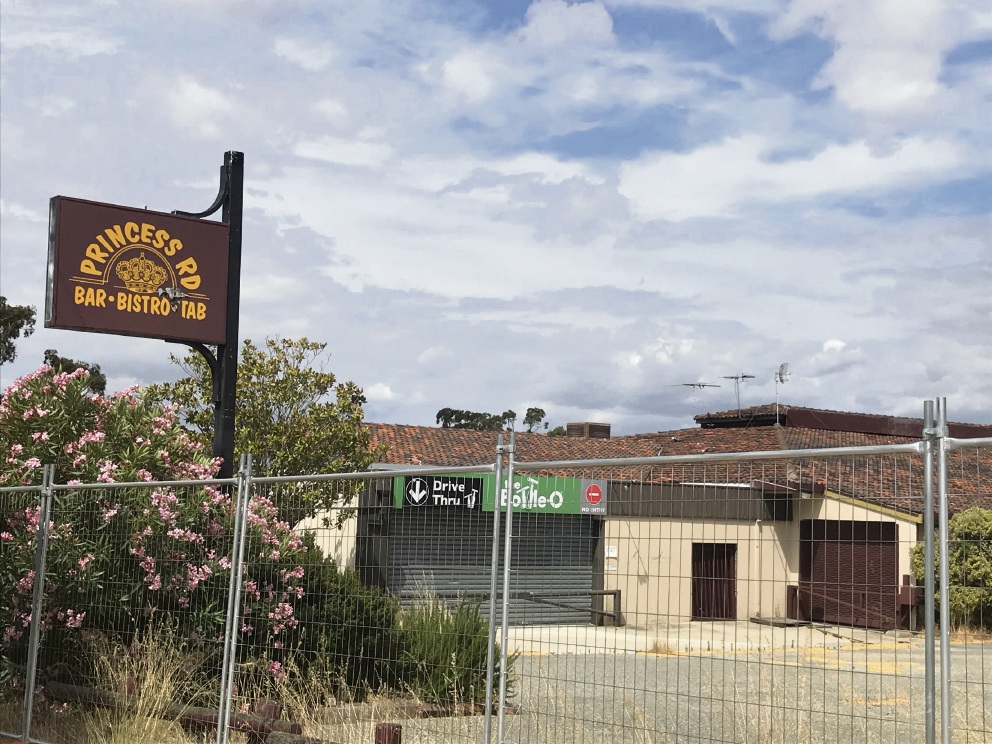 Balga's Princess Road Tavern site to be redeveloped