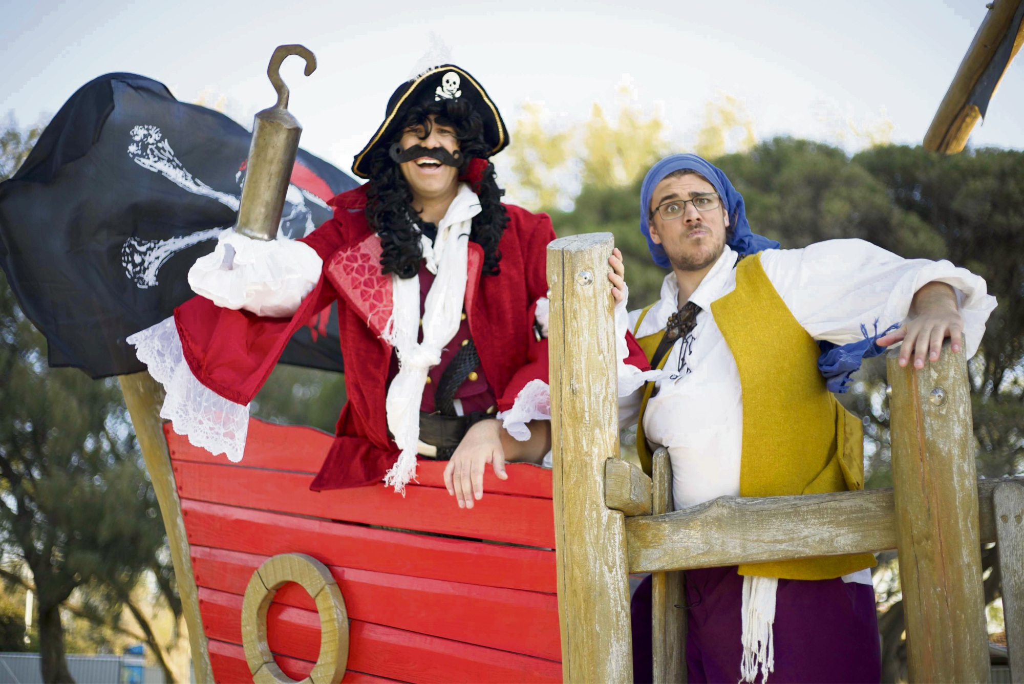 Captain Hooks Menu >> Peter Pan in a Pickle: Christmas pantomime alive and well in Joondalup | Community News Group