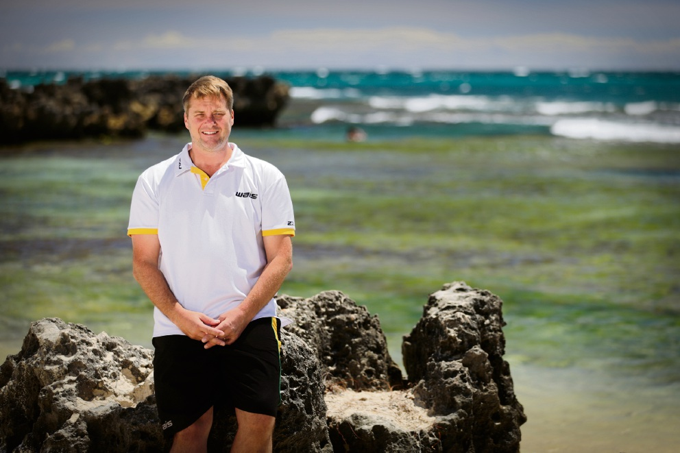 Trigg: WA men's water polo coach named WAIS Coach of the Year for a second time