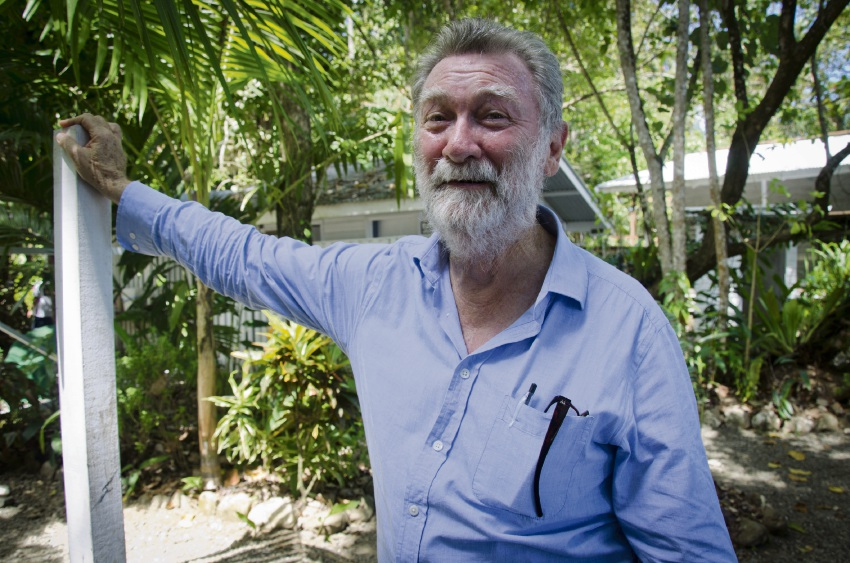 Burswood resident Bevan Sharp has gone on 60 volunteering assignments around Asia and the Pacific.