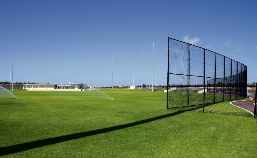 Yanchep playing fields. Picture: Martin Kennealey d477320