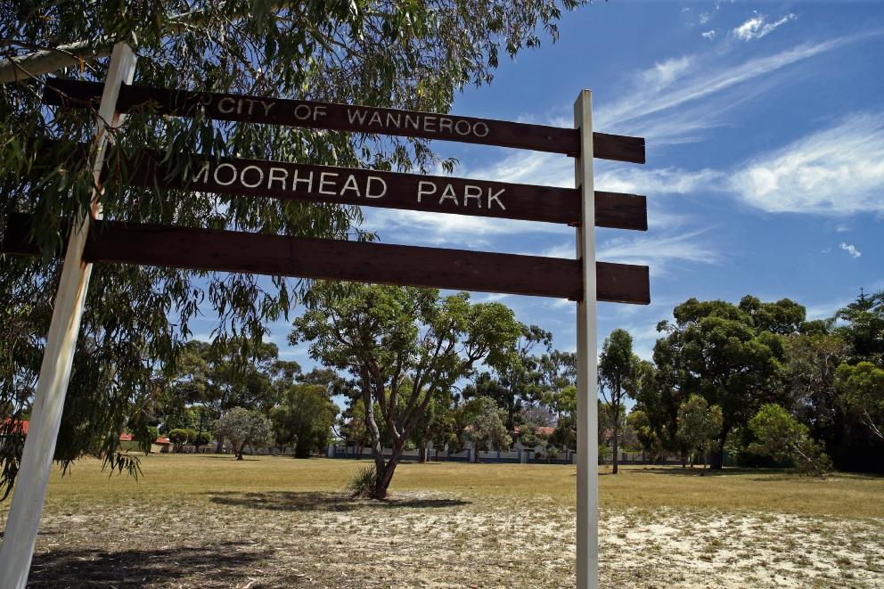 Moorhead Park in Koondoola. Picture: Martin Kennealey d476140