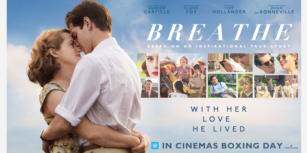 Win tickets to BREATHE