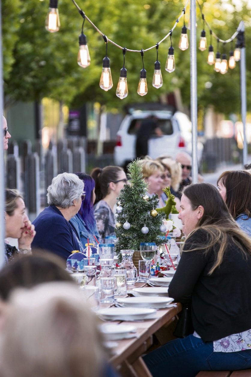 Wellard Long Table Dinner a hit