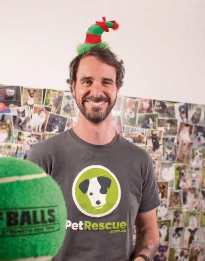 PetRescue has launched its Christmas fundraising drive 'Dsexmas'