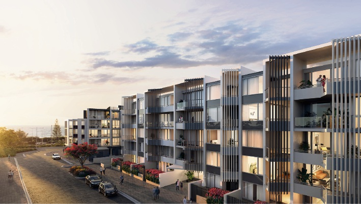 Leighton Beach: Mirvac launches Compass apartment development