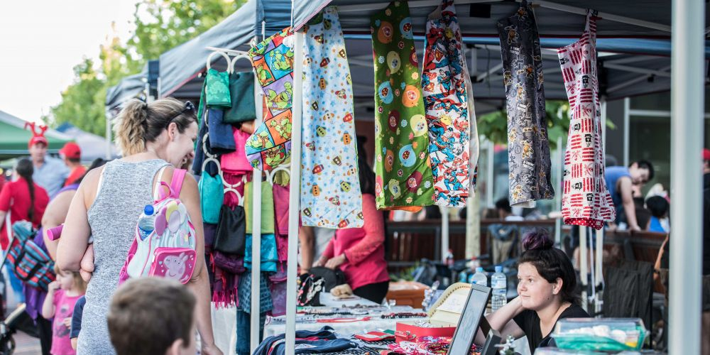 Christmas comes to the Village Markets at Wellard