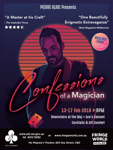 Confessions of a Magician-Fringe World