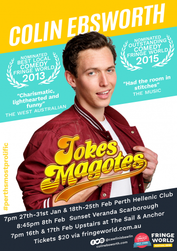 Colin Ebsworth – Jokes Magotes
