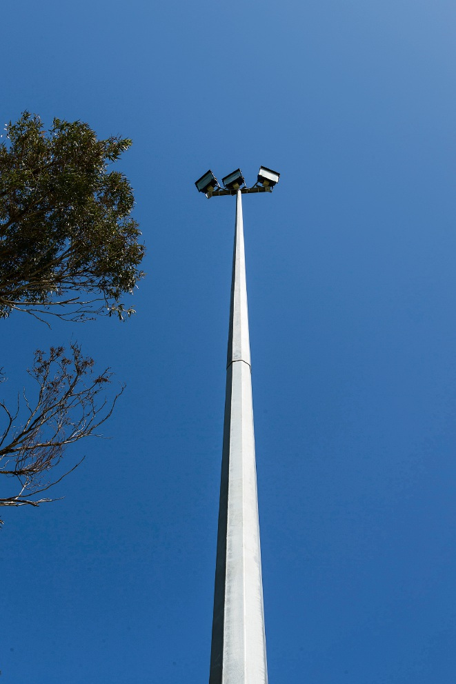 Kingsley Park is recommended for a floodlighting upgrade. Picture: Will Russell d474463c