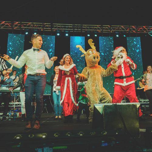Heathridge Carols: last year's event.