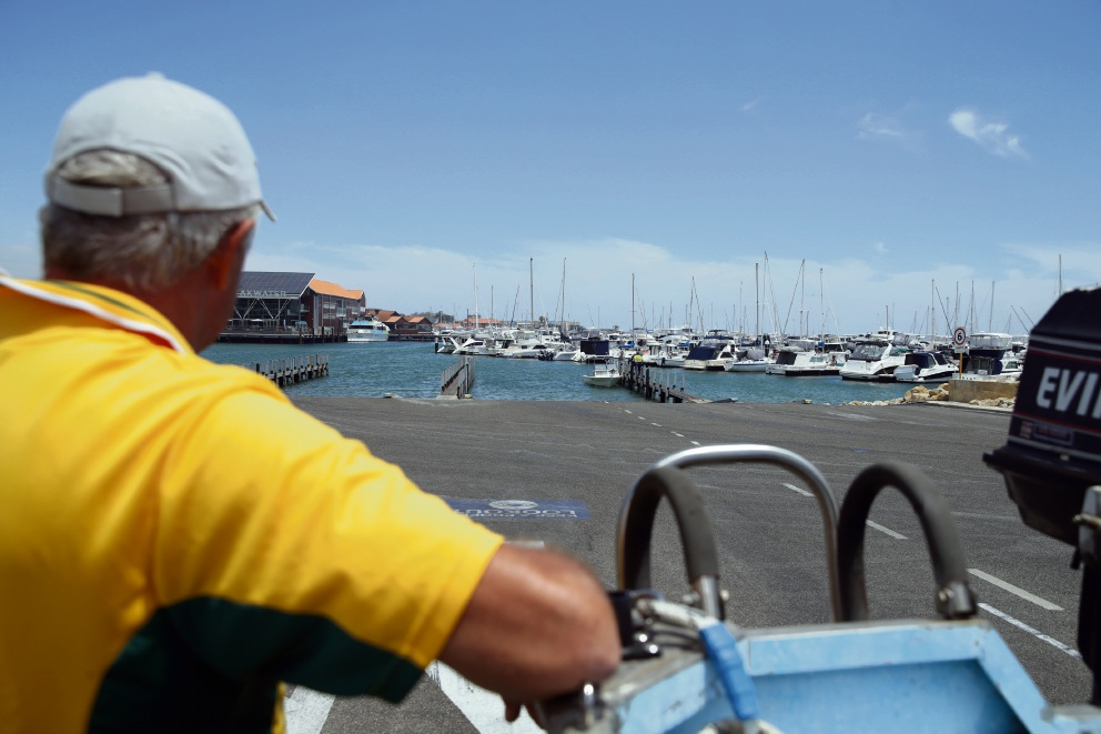 Congested Hillarys boat ramp causing anger and frustration