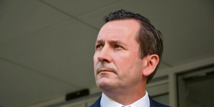 Premier Mark McGowan said
