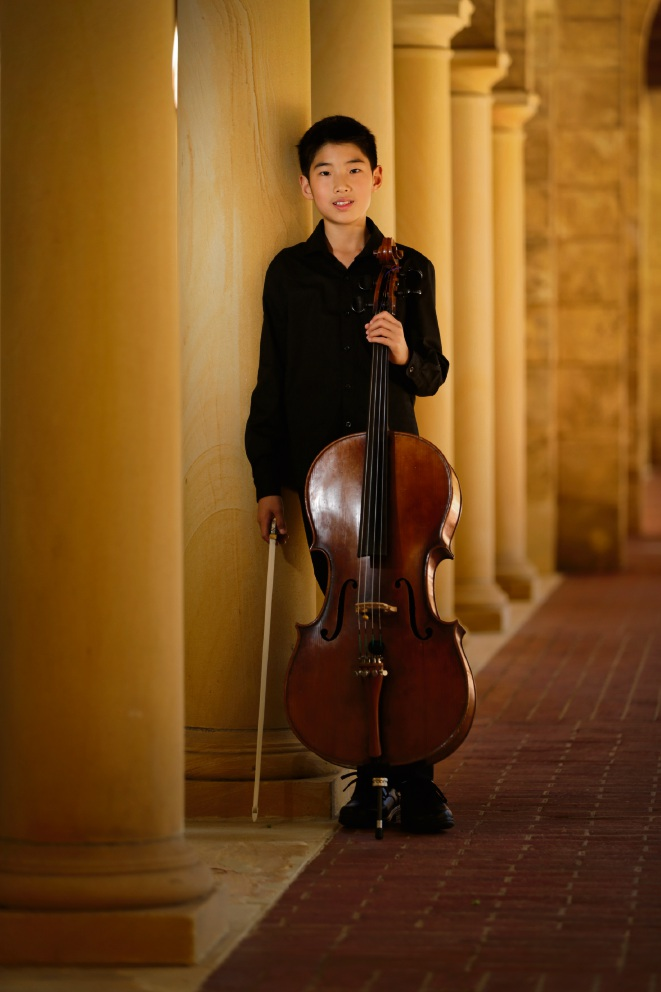 12-year-old Churchlands cellist to play in Vienna Pops orchestra on New Year's Eve