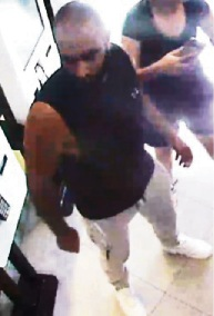 Canning Vale violence: police are looking to identify man who they believe can assist them