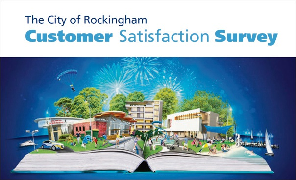 City of Rockingham improves its annual customer satisfaction rating
