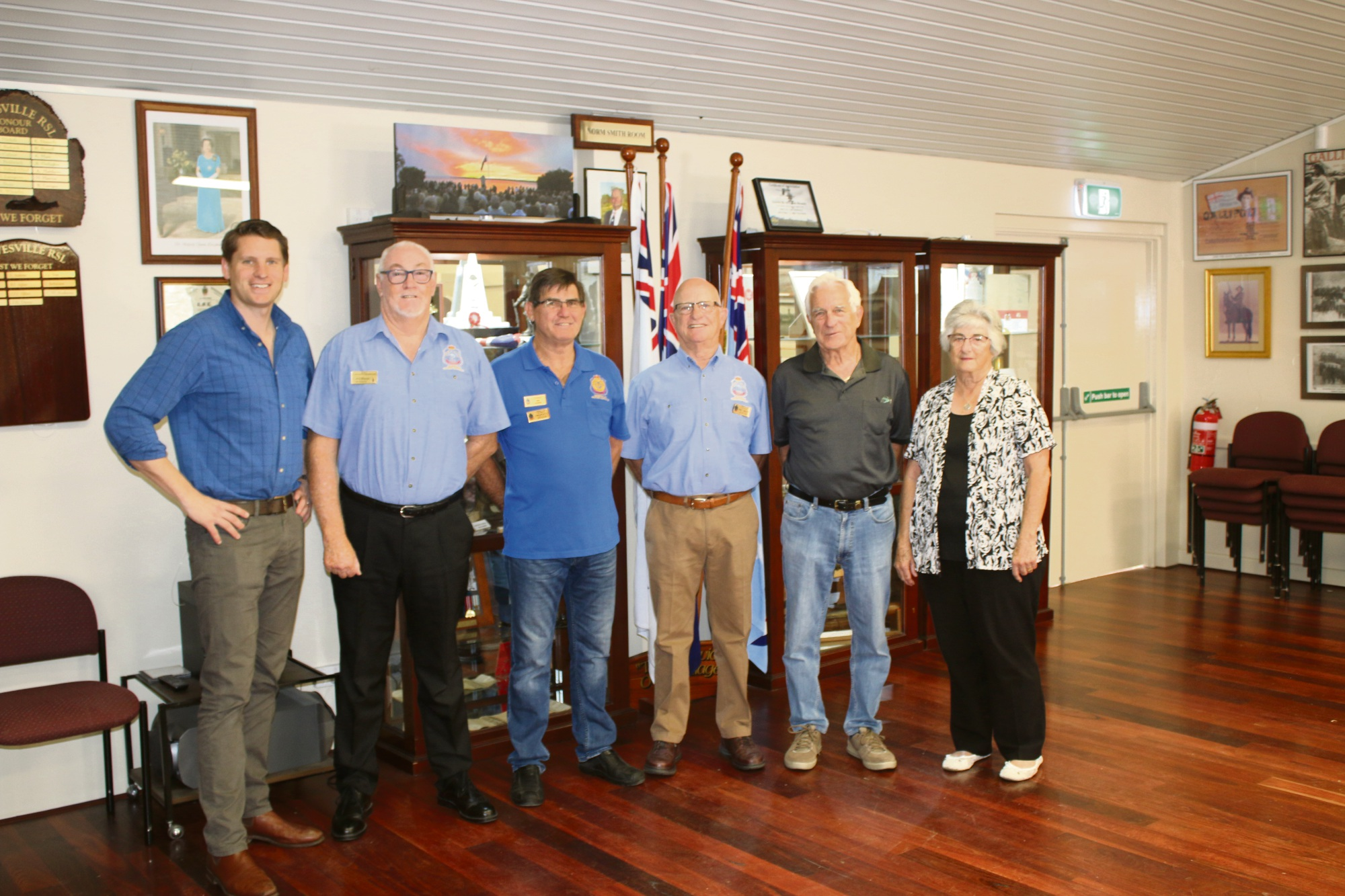 Boost for Dawesville RSL
