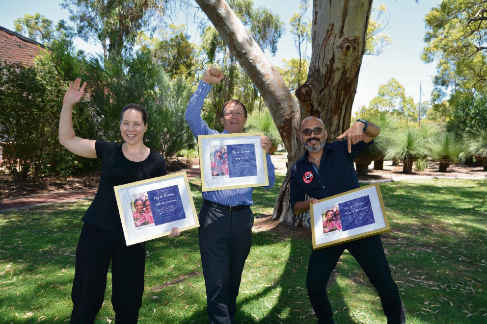 City of Kwinana wins three awards