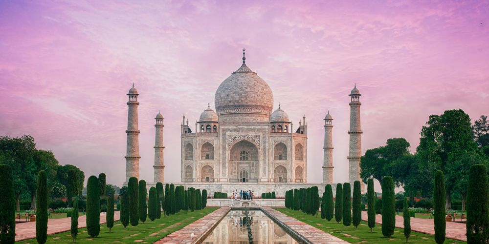 The Taj Mahal is a mausoleum located in Agra, India. It is one of the most recognizable structures in the world. But it has made a list of places to avoid in 2018.