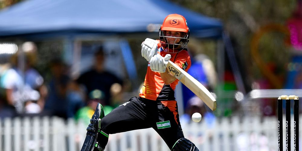 : Nicole Bolton of the Scorchers bats during the Women's Big Bash League match between the Sydney Sixers and the Perth Scorchers at Lilac Hill on December 30, 2017. Picture: Getty Images
