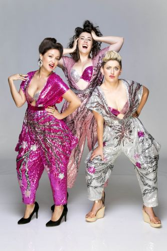 Glittery Clittery – A Consensual Party – Perth Fringe World