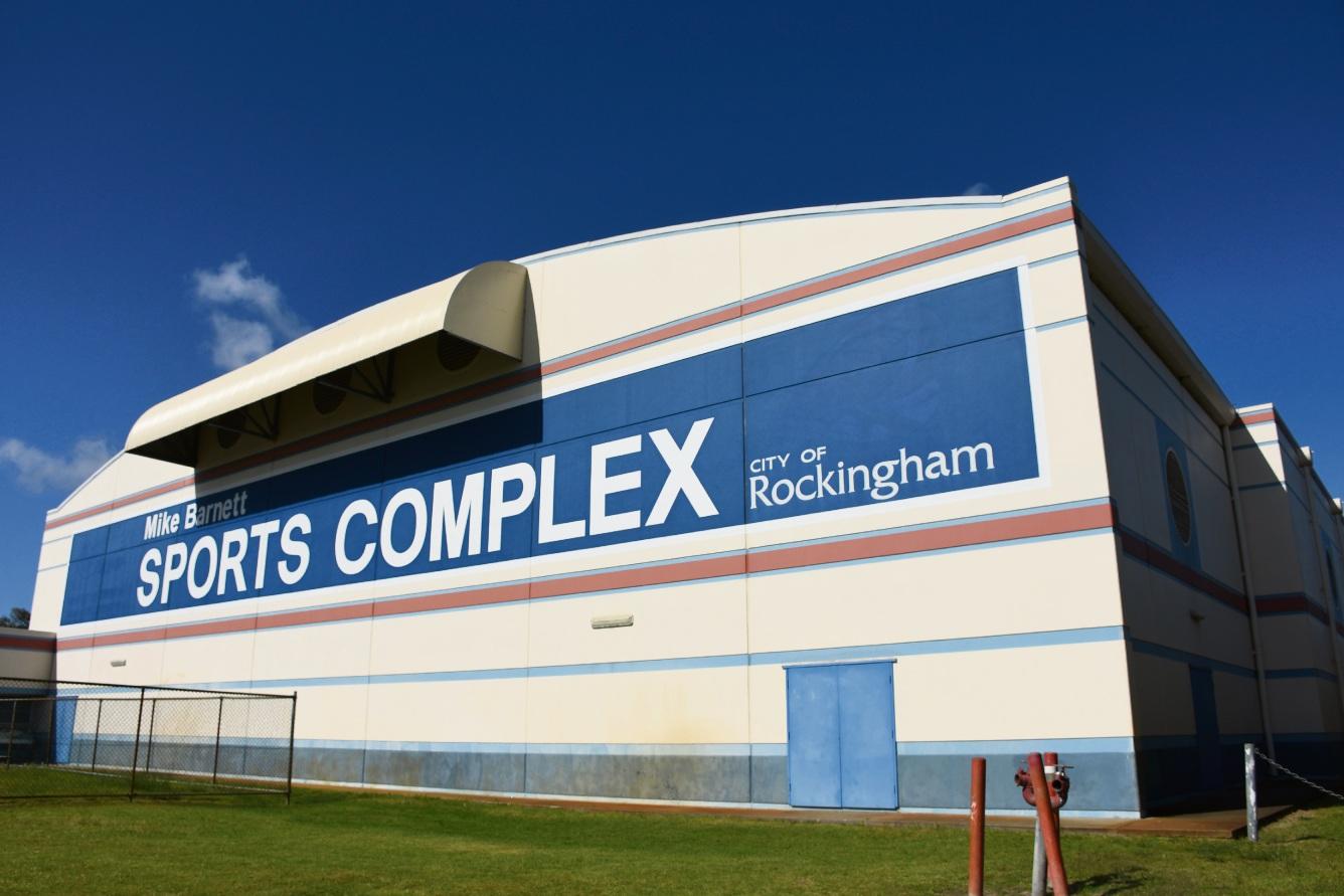 Mike Barnett Sports Complex.