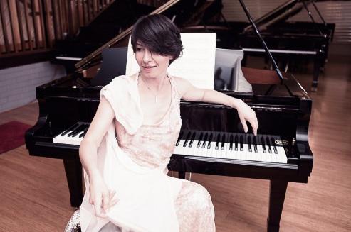 Russian pianist Irina Vasileva will play in the finale at Kalamunda Performing Arts Centre.