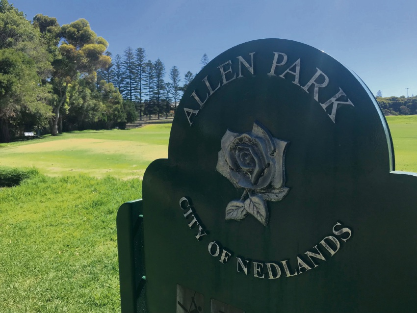 Allen Park master plan offers host of potential opportunities for Swanbourne